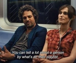 movie, begin again, and music image
