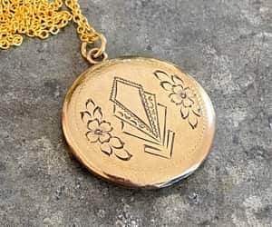 etsy, antique jewelry, and jewelry gift image