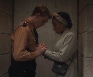 world war ii, relationship goal, and where hands touch image