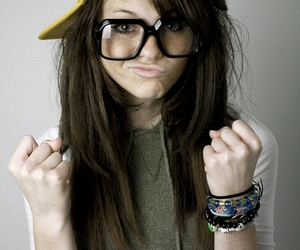 girl, cady groves, and cap image