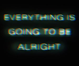 glitch, quotes, and neon image