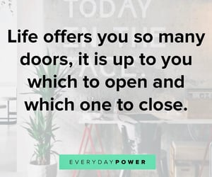 decision making, motivation quote, and inspiration quote image