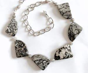 etsy, vintage jewelry, and choker necklace image