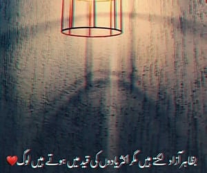 aesthetic, fate, and urdu image