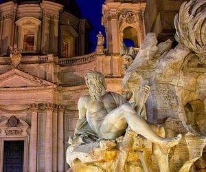 italy, art, and rome image