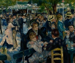 aesthetic, people, and Renoir image