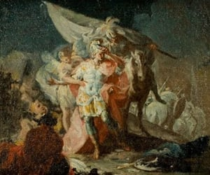 aesthetic, painting, and francisco de goya image