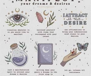 manifest, visualize, and affirm image