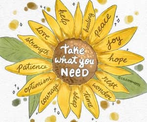 help, joy, and love image