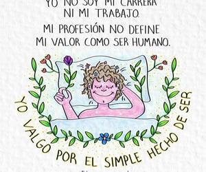 autoestima, feliz, and vida image