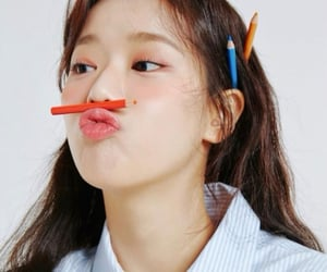 april, kpop, and kpop idol image