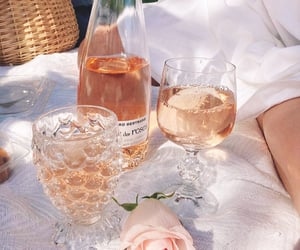 picnic and rose image