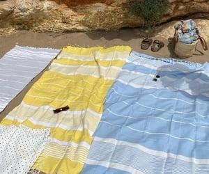 adventure, boho, and towels image
