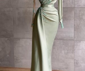 gowns, party dress, and wedding image