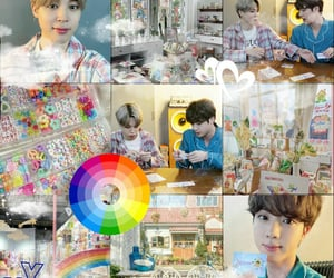 moodboard, unfiltered moodboard, and bts image