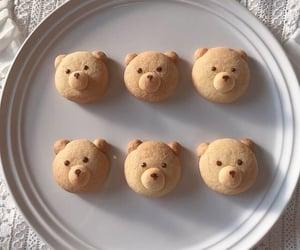 food and bear image