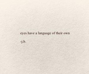 eyes, inspiration, and language image