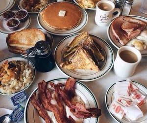 coffee, fast food, and food image