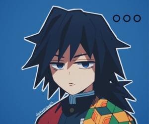 art, anime, and demon slayer image
