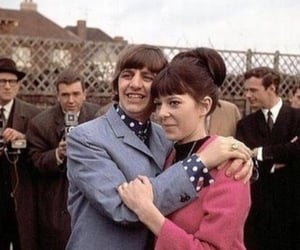 ringo starr, the beatles, and maureen starkey image