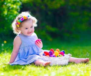 infant's summer clothing and summer dress for newborn image