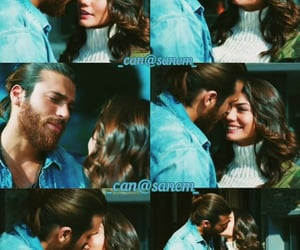 ask, erkenci kus, and love couple image