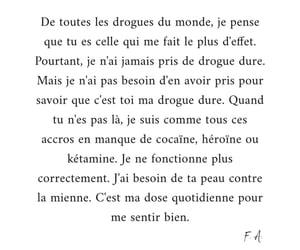amour, lové, and caption image