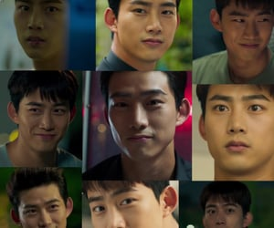2PM, ok taecyeon, and let's fight ghost image