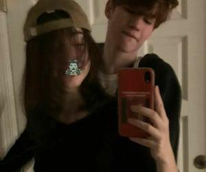 couple, boyfriend, and gf image
