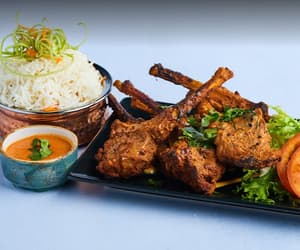 indian takeaway, takeaway restaurant, and indian restaurant oslo image