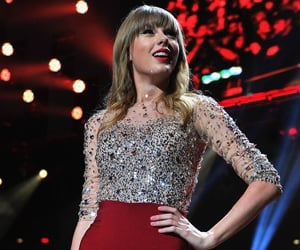 red, Taylor Swift, and taylor image