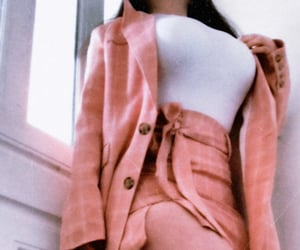 blazer, pink, and professional image