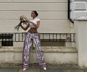 embroidery, street style, and outfit inspiration inspo image