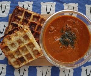 food, snacks, and soup image