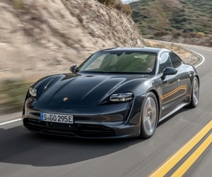electric cars, superb performance, and zero carbon emission image