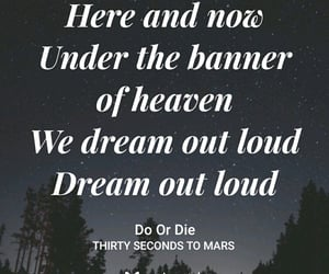 musixmatch, music, and thirty seconds to mars image