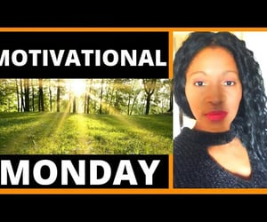 empowerment, video, and monday morning motivation image