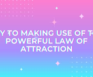 vision boards, law of attraction, and positive thinking image