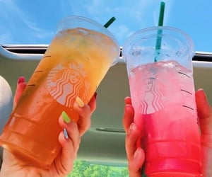 bright, drink, and summer image