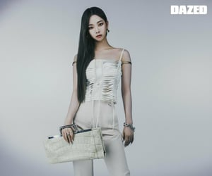 dazed, Givenchy, and magazine image