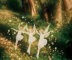 fairy, aesthetic, and soft image