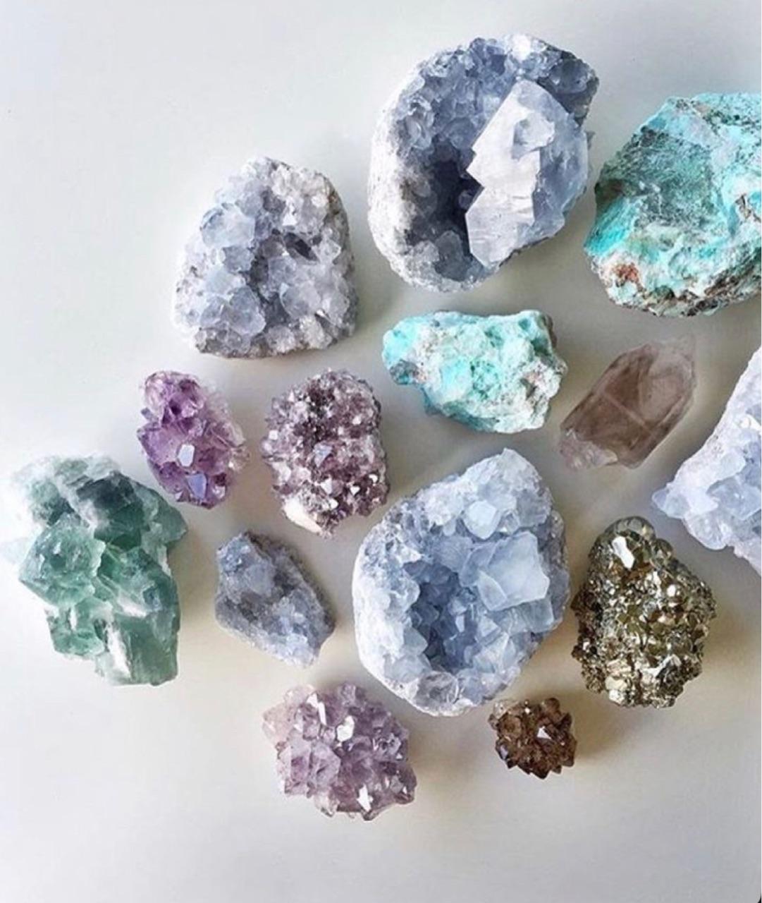 aura, chakra, and crystal image