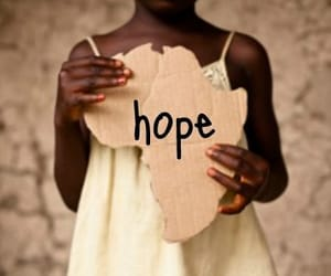 africa, child, and compassion image