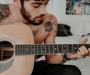 background, zayn, and Tattoos image