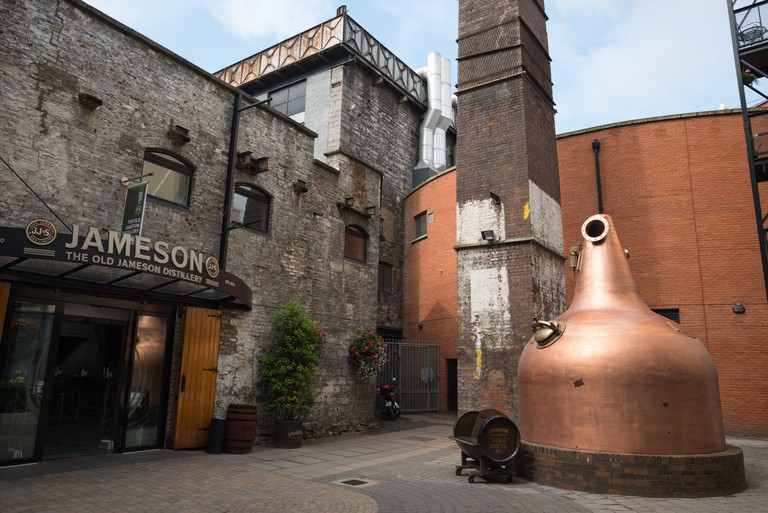 dublin and distillery image