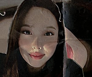 aesthetic, vhs, and nayeon image