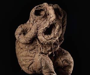 forest creature, sculpture, and michel nedjar image