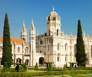 lisbon, portugal, and mosteiro dos jeronimos image