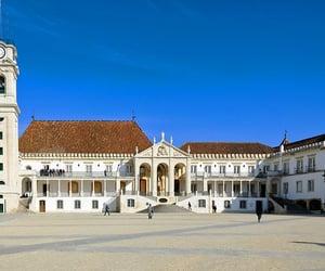 portugal and universidade de coimbra image