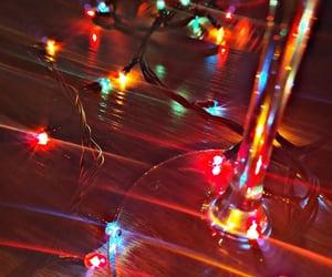 lights and christmas lights image